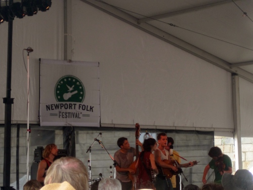 Spirit Family Reunion at the 2012 Newport Folk Festival