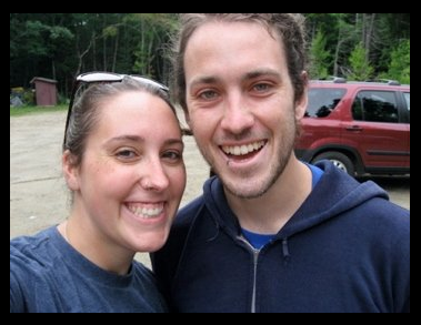 Greg and I in 2009. We've been friends since 2002.