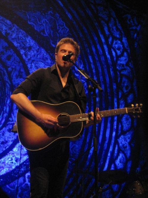 The incomparable Josh Ritter
