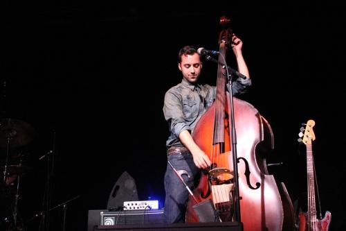 Jason Pipkin on bass