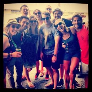The NOLA gang