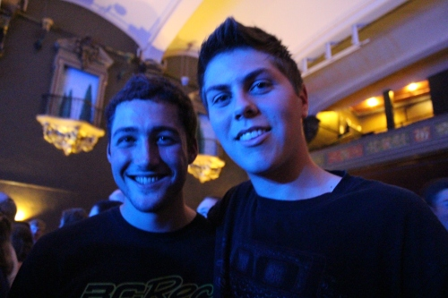 Nathan and Zachary!