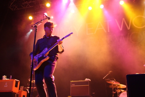 Jim Adkins of Jimmy Eat World