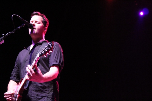Jimmy Eat World guitarist Tom Linton