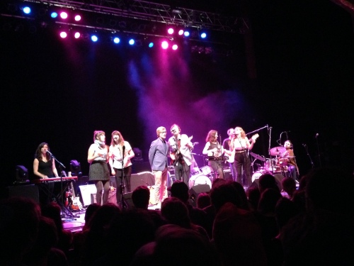 Ages and Ages joined by Lake Street Dive