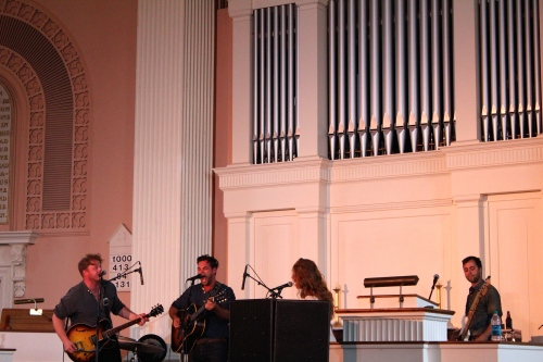 The Lone Bellow!