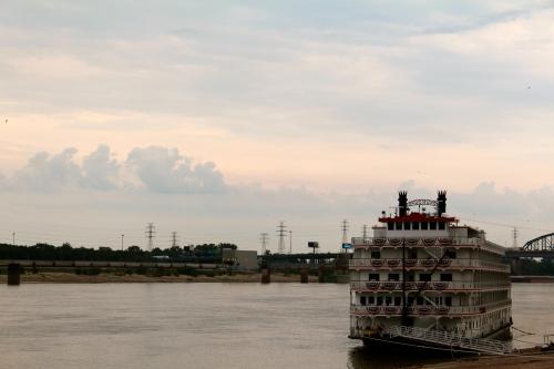 Hi, Mississippi River!