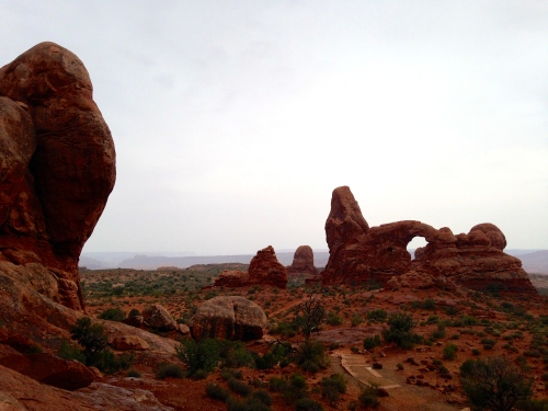 Day three:  Moab, Utah's Arches National Park