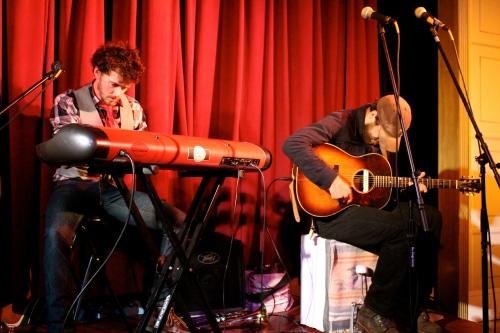 Ben Cosgrove and Max Garcia Conover