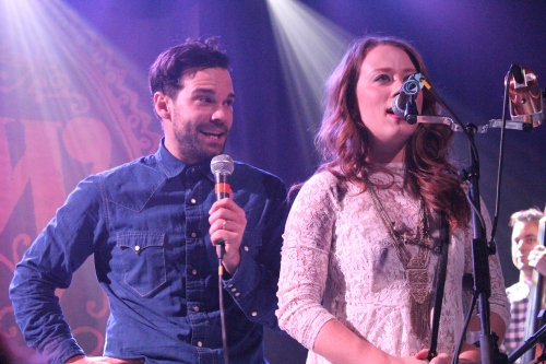 The playful side of The Lone Bellow