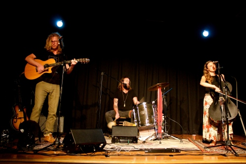The Ballroom Thieves--Martin, Devin, and Calin