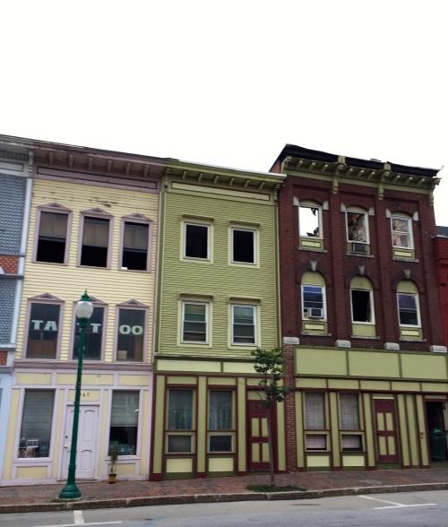 Gardiner's Water Street