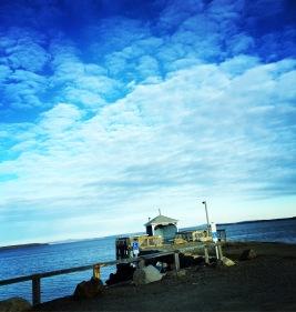 Bayside wharf